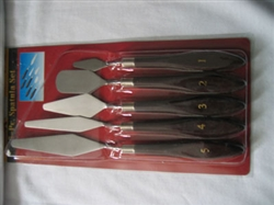 5 Piece Spatula Set